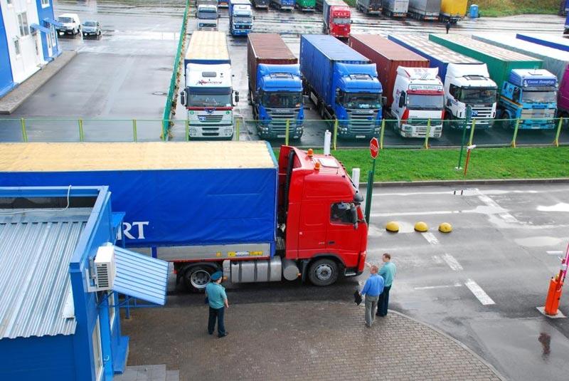 было таможенное оформление перевозки грузов автотранспортом изображения была